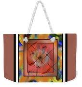 Modern Colours #2 Weekender Tote Bag