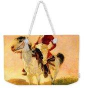Modern Comanche 1890 Weekender Tote Bag