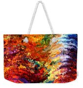 Modern Composition 14 Weekender Tote Bag