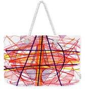 Modern Drawing Eighty-five Weekender Tote Bag