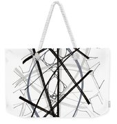 Modern Drawing Forty-six Weekender Tote Bag