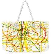 Modern Drawing Thirteen Weekender Tote Bag