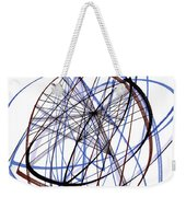 Modern Drawing Thirty-six Weekender Tote Bag
