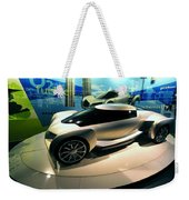 Modern Fuel Cell Car Weekender Tote Bag