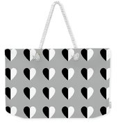 Modern Hearts- Art By Linda Woods Weekender Tote Bag