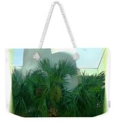 Modern Hotel Of Old Florida Weekender Tote Bag