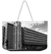 Modern Lisbon - The Palace Of Justice Weekender Tote Bag