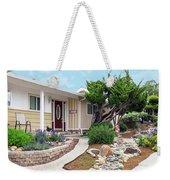 Modern Suburban House Hayward California 26 Weekender Tote Bag