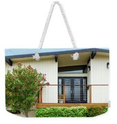 Modern Suburban House Hayward California 27 Weekender Tote Bag