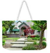Modern Suburban House Hayward California 33 Weekender Tote Bag