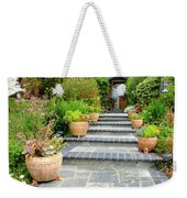 Modern Suburban House With Succulent Garden Hayward California 34 Weekender Tote Bag