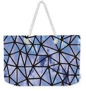Modern Web Weekender Tote Bag