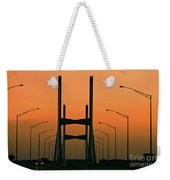 Modified Suspension Infrared Weekender Tote Bag