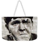 Moe Howard, Vintage Entertainer Weekender Tote Bag
