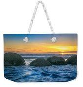 Moeraki Sunrise Weekender Tote Bag