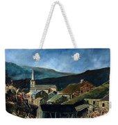 Mogimont Village Ardennes  Weekender Tote Bag