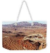 Mojave Desert Magic Weekender Tote Bag