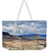 Mojave Desert Route 66 Weekender Tote Bag