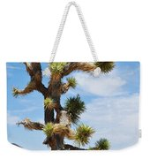 Mojave Joshua Tree Weekender Tote Bag