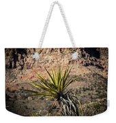Mojave Yucca Weekender Tote Bag