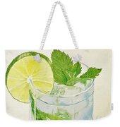 Mojito, Anyone? Weekender Tote Bag