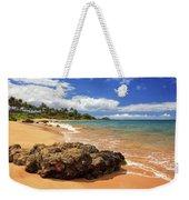 Mokapu Beach Maui Weekender Tote Bag
