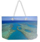 Molokai, Aerial Weekender Tote Bag