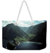 Molokai Valley Weekender Tote Bag