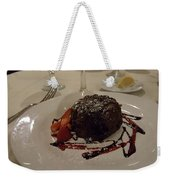Molten Madness Weekender Tote Bag