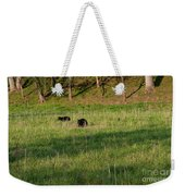 Mom And Cub Weekender Tote Bag