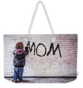 Mom Weekender Tote Bag
