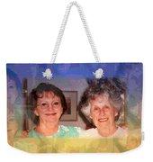 Mom Is Turning Ninety Weekender Tote Bag