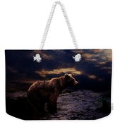 Moma Bear Weekender Tote Bag