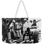 Mombasa: Ivory Trade Weekender Tote Bag