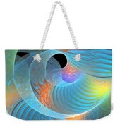 Moment Of Elation Weekender Tote Bag