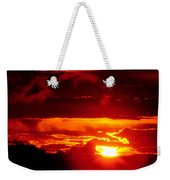 Moment Of Majesty Weekender Tote Bag