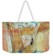 Moments In The Middle 3 Weekender Tote Bag by Kate Word