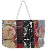 Moments In The Middle 4 Weekender Tote Bag by Kate Word