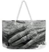 Mommas Hands Weekender Tote Bag