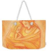 Mommy And Me Weekender Tote Bag