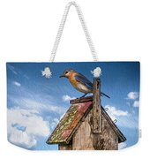 Mommy Time Out Weekender Tote Bag
