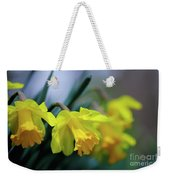 Mom's Daffs Weekender Tote Bag