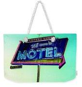Mom's Motel Weekender Tote Bag