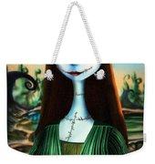 Mona Lisa Weekender Tote Bag
