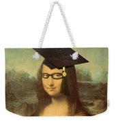 Mona Lisa  Graduation Day Weekender Tote Bag