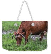 Mona The Cow Weekender Tote Bag