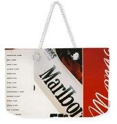 Monaco F1 1993 Weekender Tote Bag