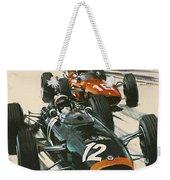 Monaco Grand Prix 1967 Weekender Tote Bag