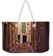 Monaco Street Weekender Tote Bag