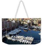Monaco Weekender Tote Bag